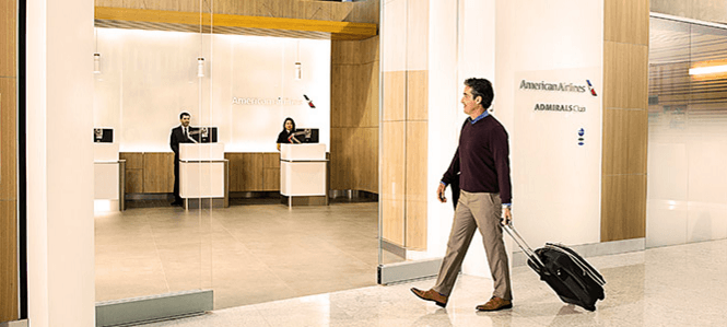 Becoming an Admirals Club member you can enjoy access to over 50 Admirals Club lounges and almost 40 partner lounges worldwide
