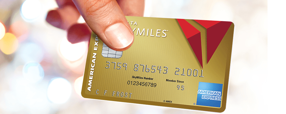 Refer a Friend to a Delta SkyMiles AMEX Card and Earn miles
