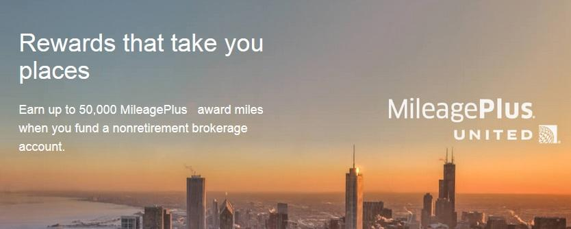 Invest in Fidelity to reset your MileagePlus miles expiration date