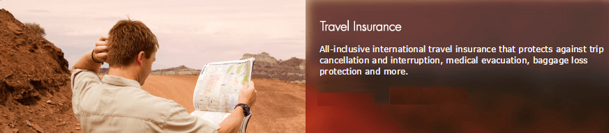 HTH offers all inclusive travel insurance
