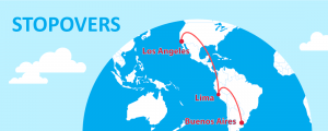 See South America With Stopovers on Alaska Airlines