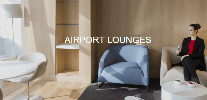 You can relax in the modern, stylishly furnished AIR FRANCE and KLM lounges