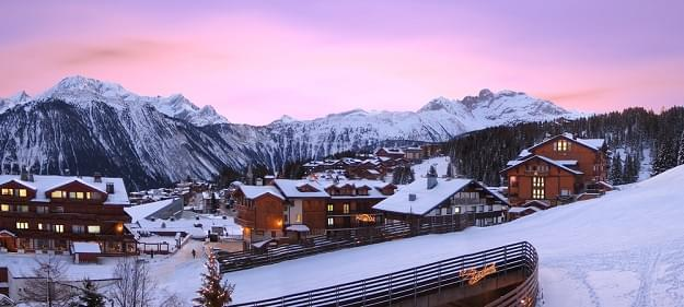 Courchevel – an aristocratic ski resort in France