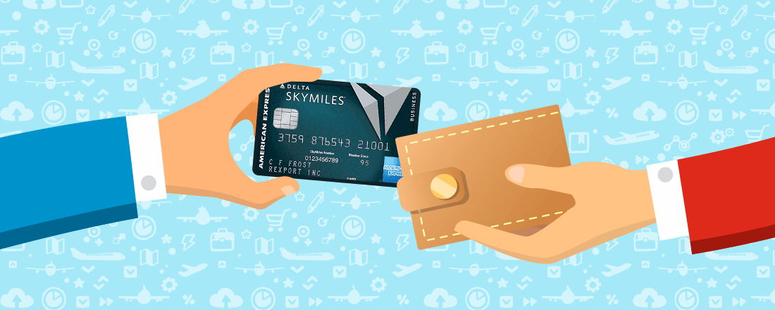 Platinum Delta SkyMiles Business card from American Express Review