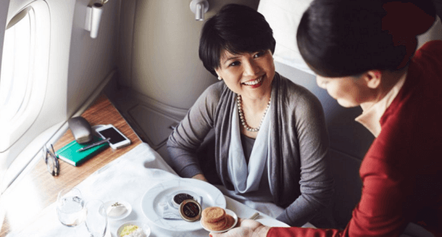 Cathay Pacific offers one of the best first class products in the sky