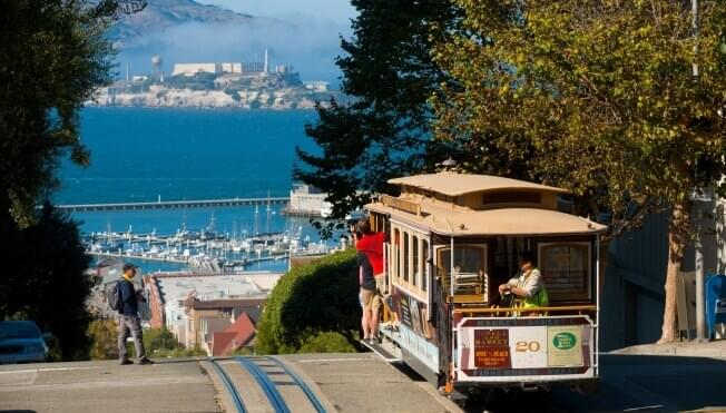 San Francisco will be a new destination for Frontier