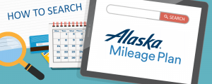 How to Search for Award Space on Alaska Airlines