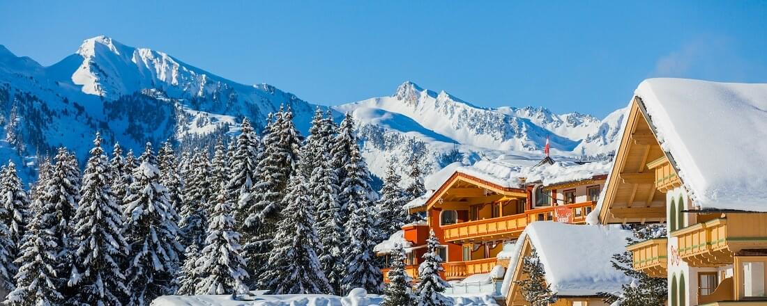 The Best Ski Resorts in Europe are in France, Italy, Austria and Switzerland