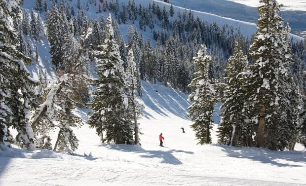 Grand Targhe ski resort is one of the best in Wyoming