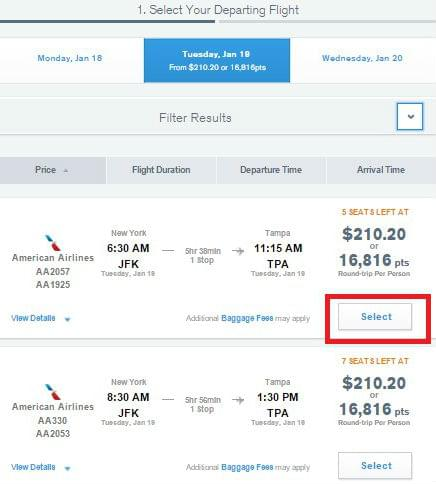 How to Book a Flight with Chase Ultimate Rewards