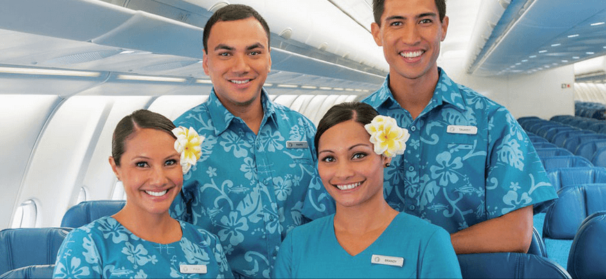 Get bonus miles when you fly on Hawaiian Airlines