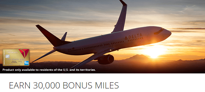 The Gold SkyMiles card sign-up bonus