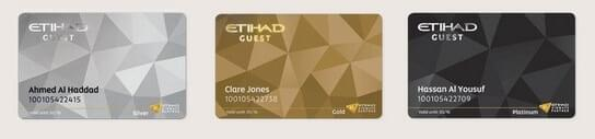Etihad Guest elite program