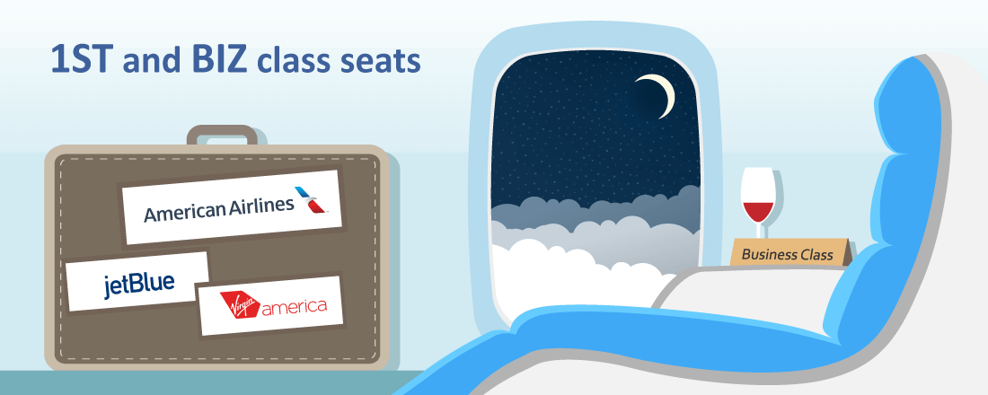 Are First and Business Class Seats Worth the Extra Miles?