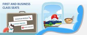 Best American Airlines First and Business Class Redemptions
