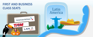Oneworld Best Business Class Redemptions to Latin America