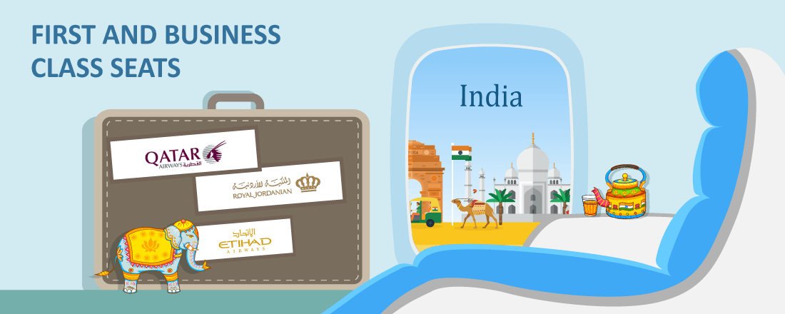 Oneworld and Other Best Business Class Redemptions to the Middle East and India