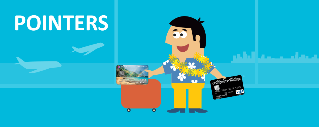 Which Branded Credit Card is Best for Getting to Hawaii on Miles?