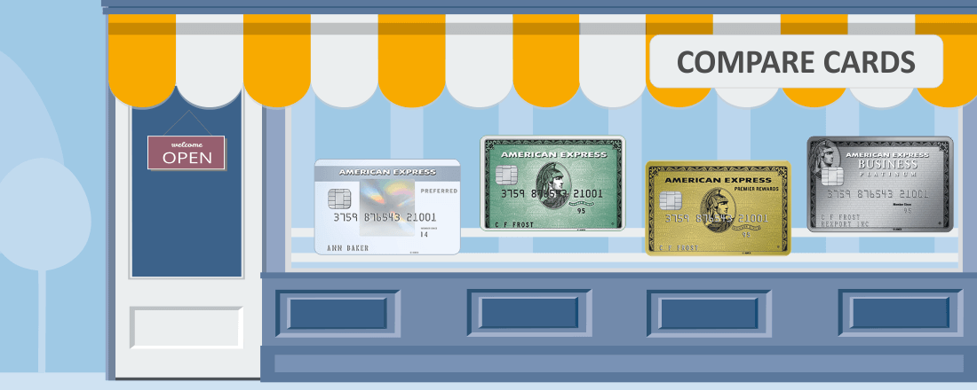 EveryDay, Green, Gold vs Platinum: Which Amex Card Is Right for You?