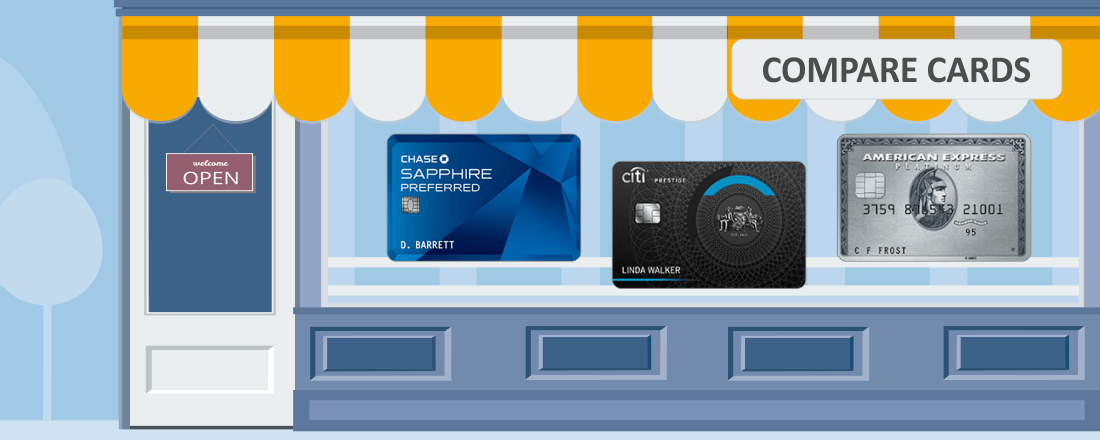 Personal Credit Cards With Sign-Up Bonuses of up to 50,000 Miles