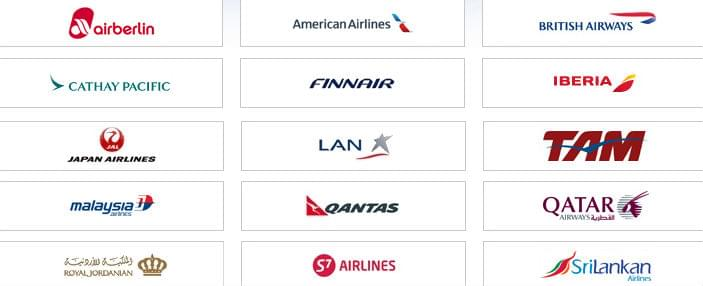 Redeem American miles on Oneworld partner airlines at a discounted mileage amount when travel remains wholly within certain countries