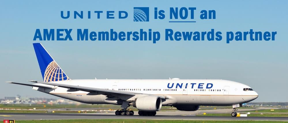 you_cannot_redeem_amex_points_for_united miles