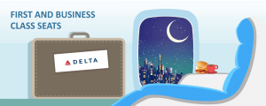 Business and First Class Awards on Delta SkyTeam