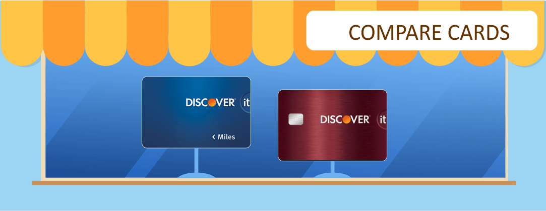 Discover It Cash vs. Discover It Miles