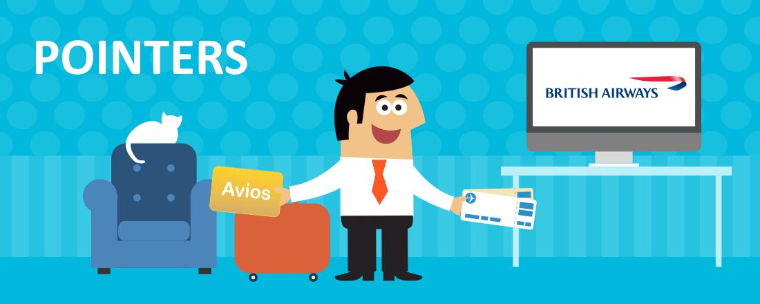 8 Ways to Redeem Avios with British Airways for Maximum Value