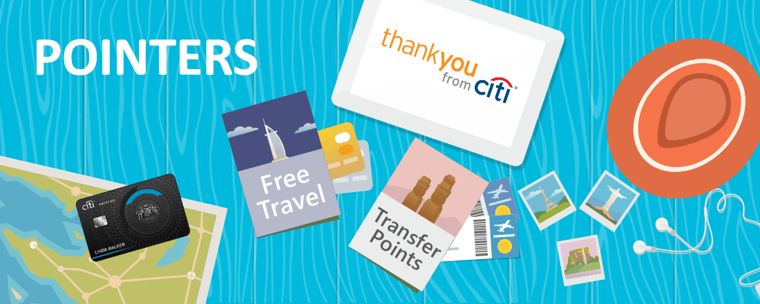How Much Are Citi ThankYou Rewards Points Worth?