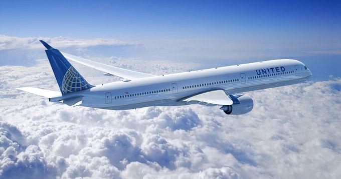 United A350