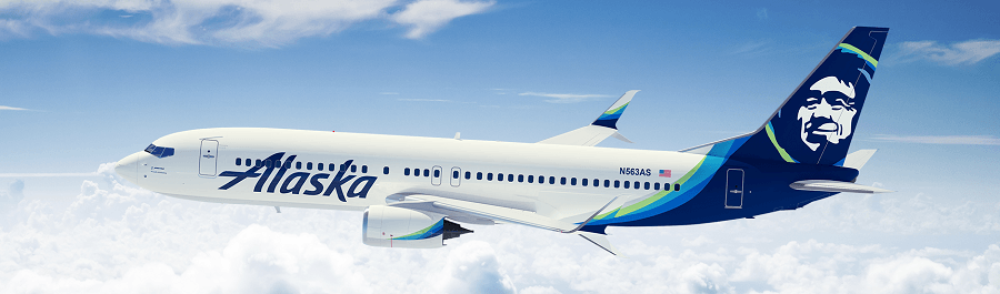 Book a flight on Alaska Airlines and travel to South America