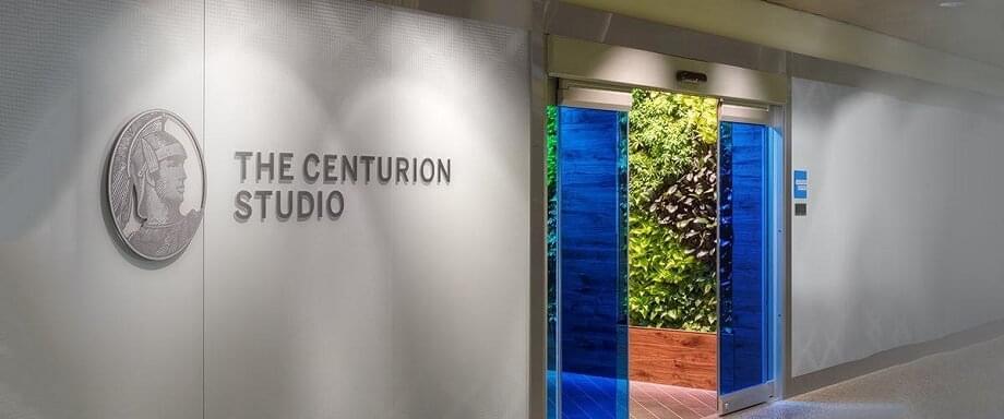 Centurion Studio Lounge Entry