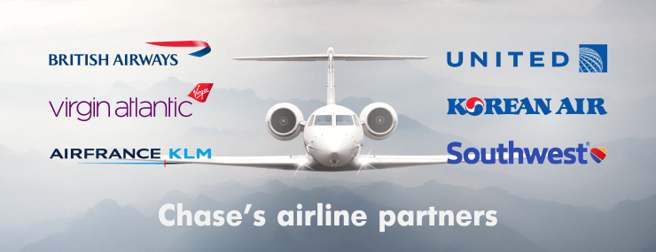 Chase_airline_partners