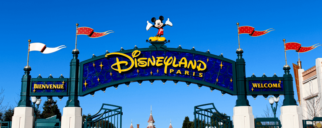 travel to disneyland by using your rewards