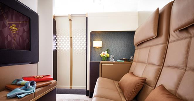 Redeem miles for the Etihad Residence