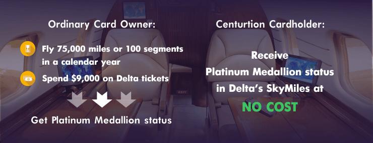 Get Platinum Medallion status