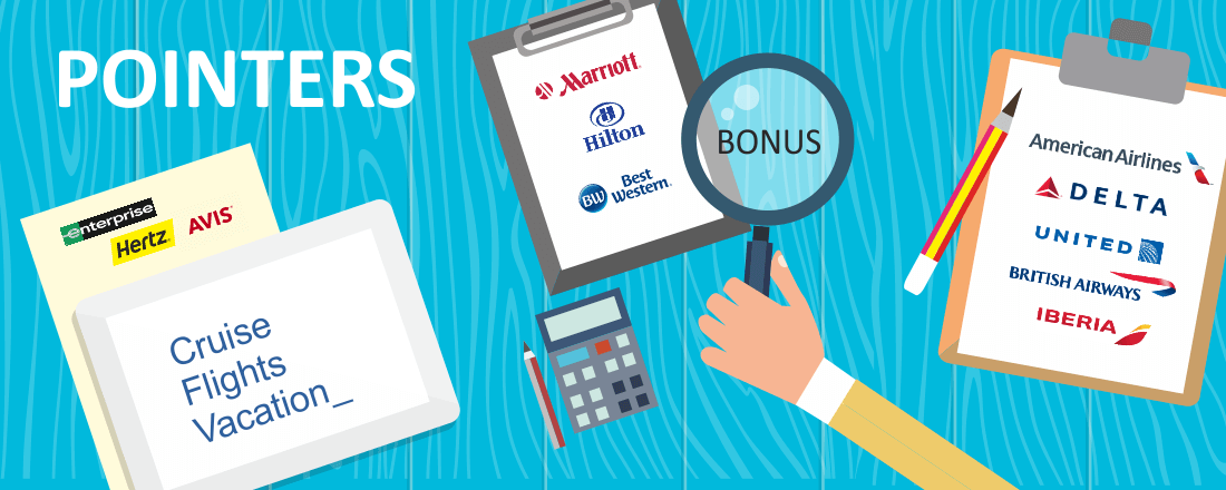 How to Find Millions of Airline Bonus Miles