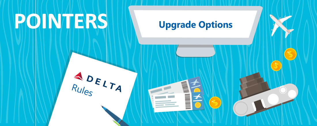 How to Upgrade Your Flight with Delta SkyMiles