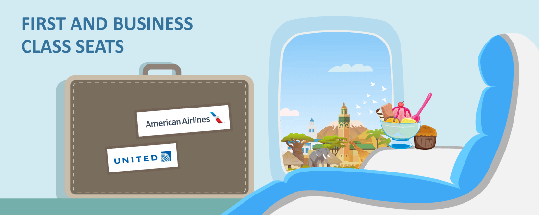 Best U.S. Programs for Business and First Class Travel to Africa