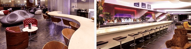 London Heathrow's Virgin Clubhouse