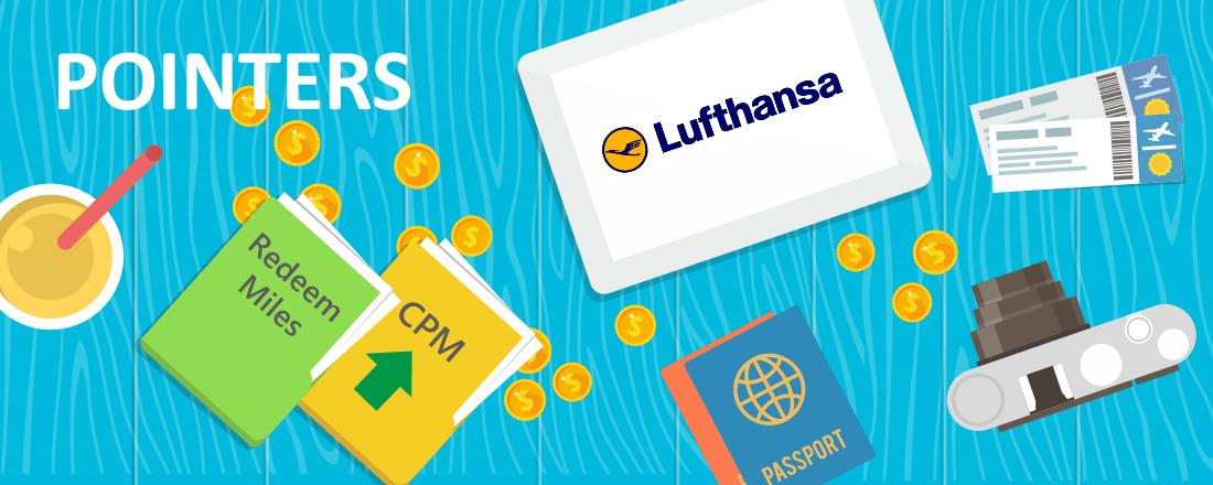Lufthansa miles