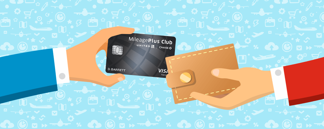 United mileageplus club business credit card review who is the united mileageplus club business card good for reheart Gallery