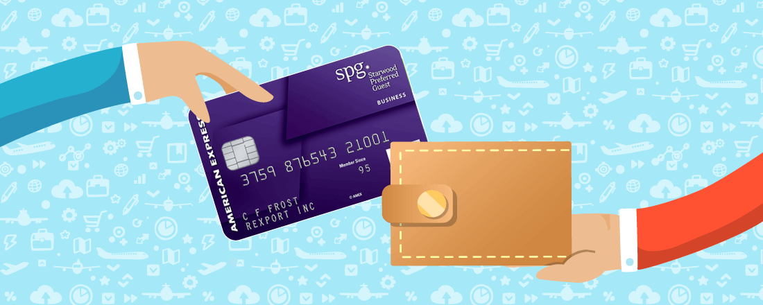 Starwood Preferred Guest Business Credit Card From American Express