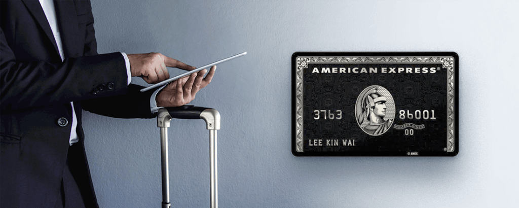 The Ultimate Guide To The American Express Centurion Card image