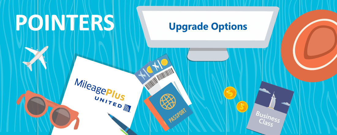 How To Upgrade Your Flight With United Mileageplus Miles
