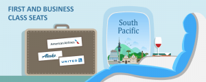 Best U.S. Programs for Premium Class Travel to the South Pacific