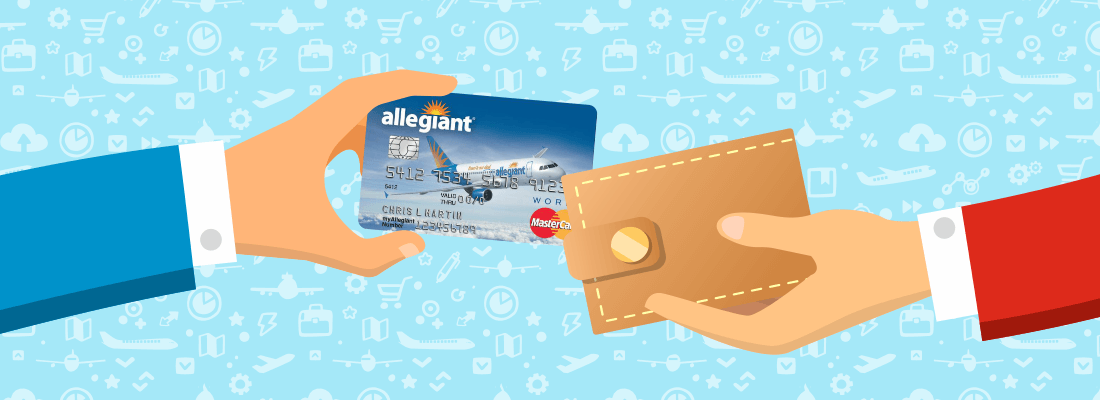Allegiant World MasterCard From Bank of America Credit Card Review
