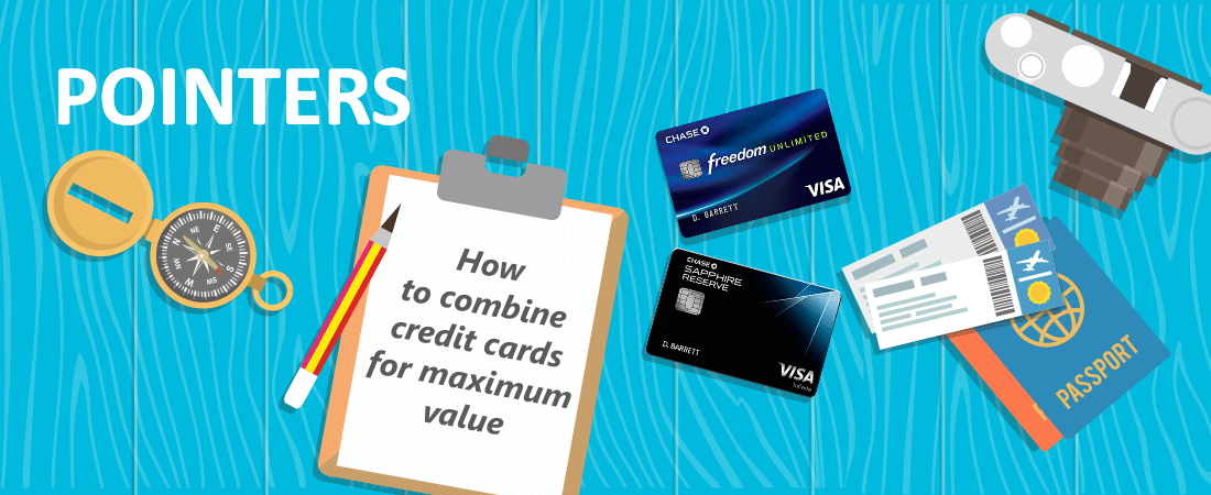 Best Credit Card Combos: Chase Freedom Unlimited and Sapphire Reserve