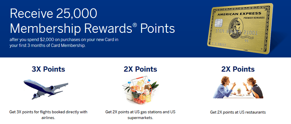Premier Rewards Gold Card